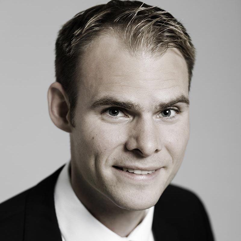 Portrait of Anders