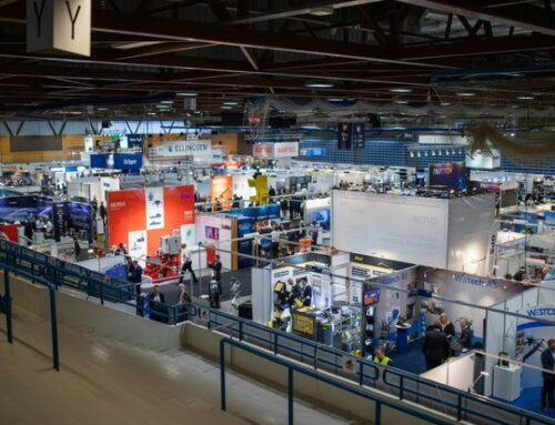 Visit us at the OTD Energy fair in Norway.