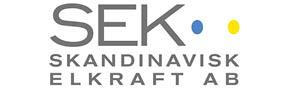 Skandinavisk Elkraft logo