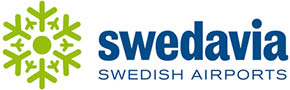 Swedavia Swedish Airport logo